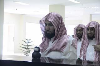 Imam Shalat Taraweh dan Qiyamul Lail dari Arab Saudi Tiba di Banda Aceh