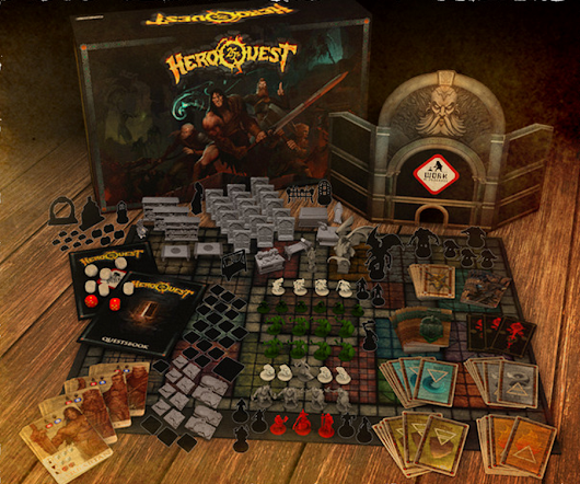 Kickstarter - HeroQuest 25th Anniversary Edition - It Will Fund, But Will It Succeed?
