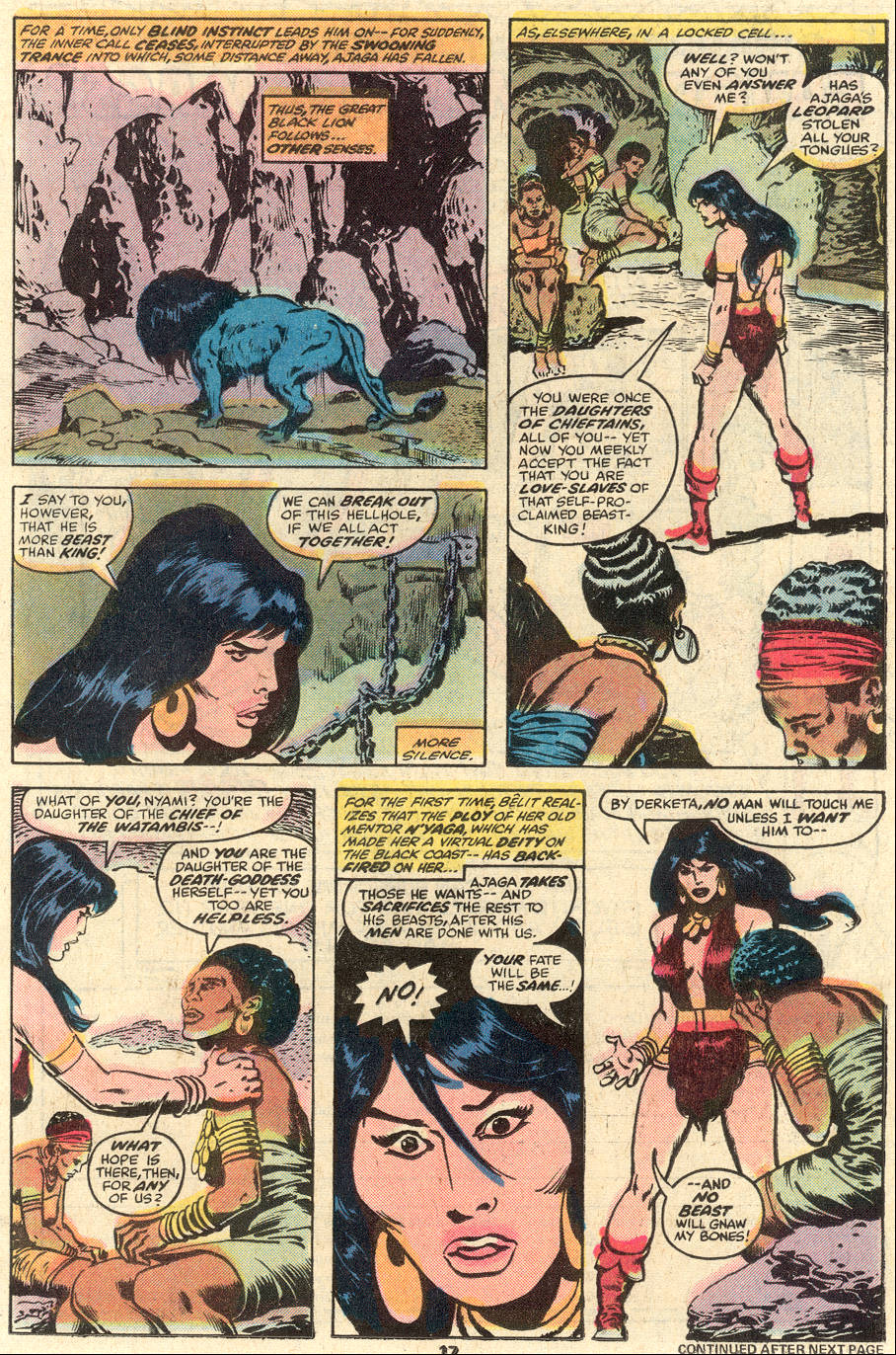 Conan the Barbarian (1970) Issue #96 #108 - English 12