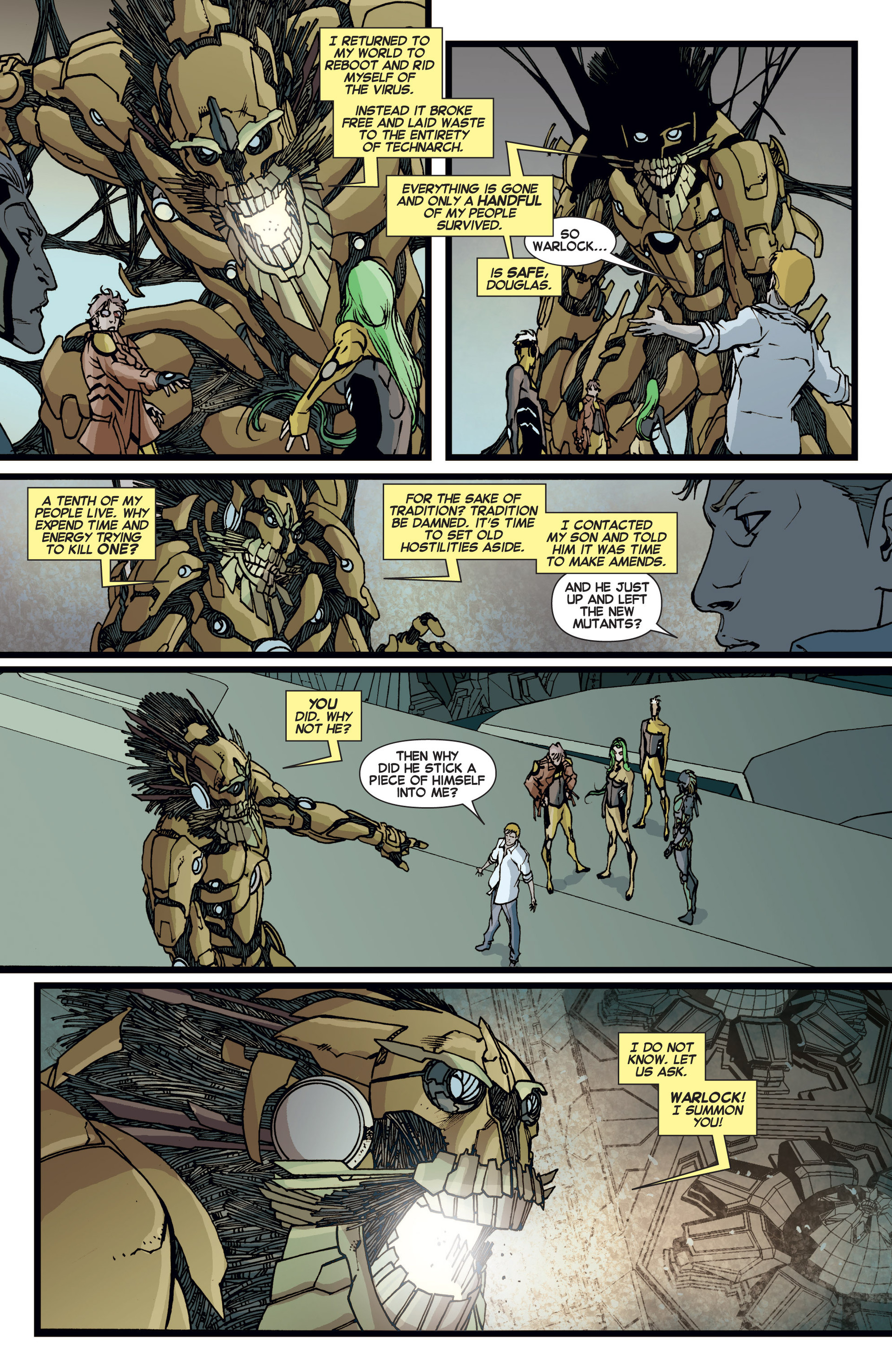 Read online All-New X-Factor comic -  Issue #6 - 16