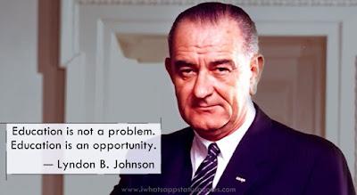 Lyndon B. Johnson Quotes Sayings
