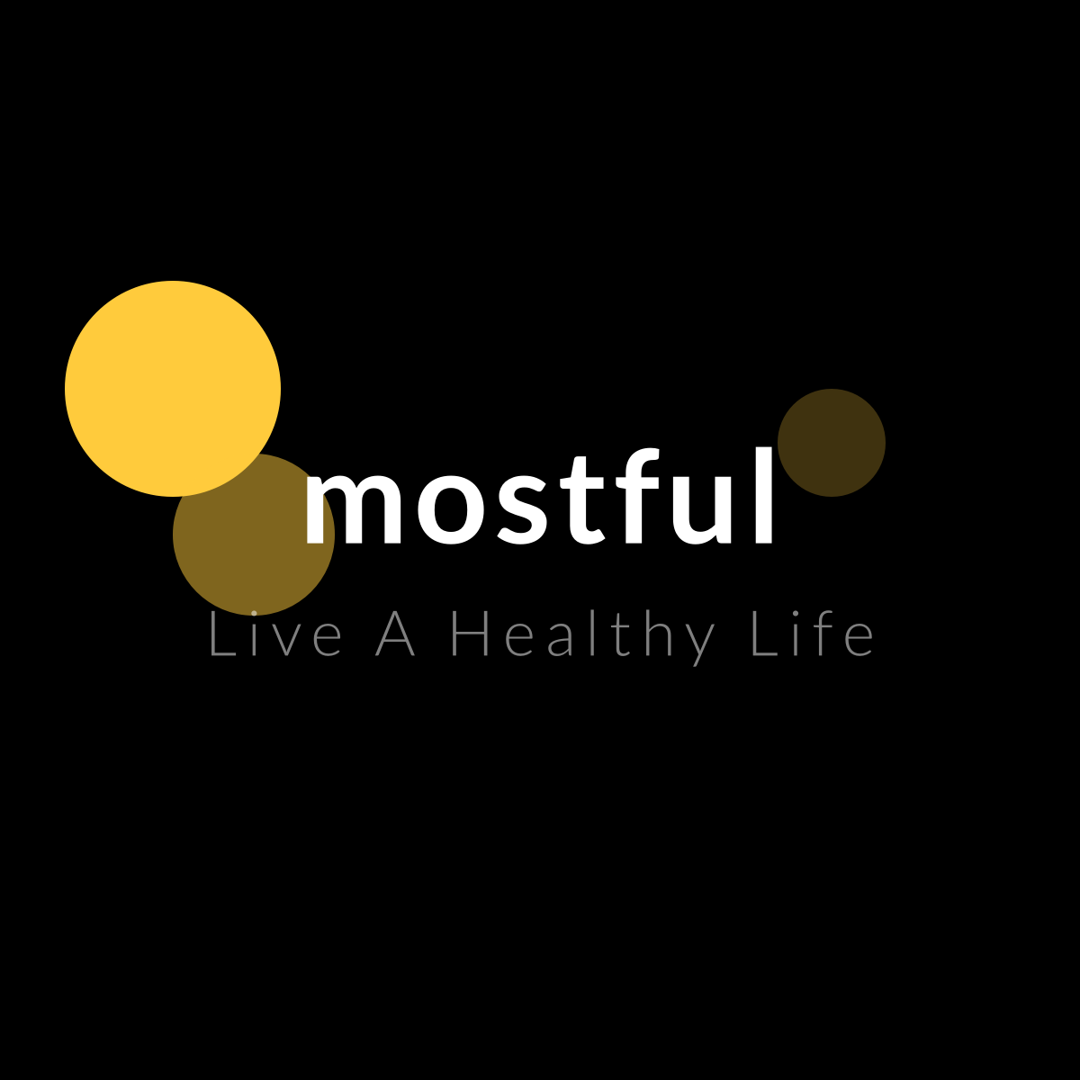 mostful - live a healthy life