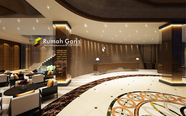 interior makassar studio render 3d visual