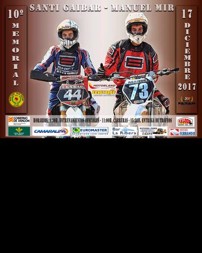 X Memorial Gaibar-Mir de Motocross