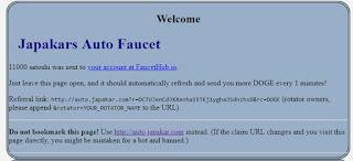 example auto faucet scripta