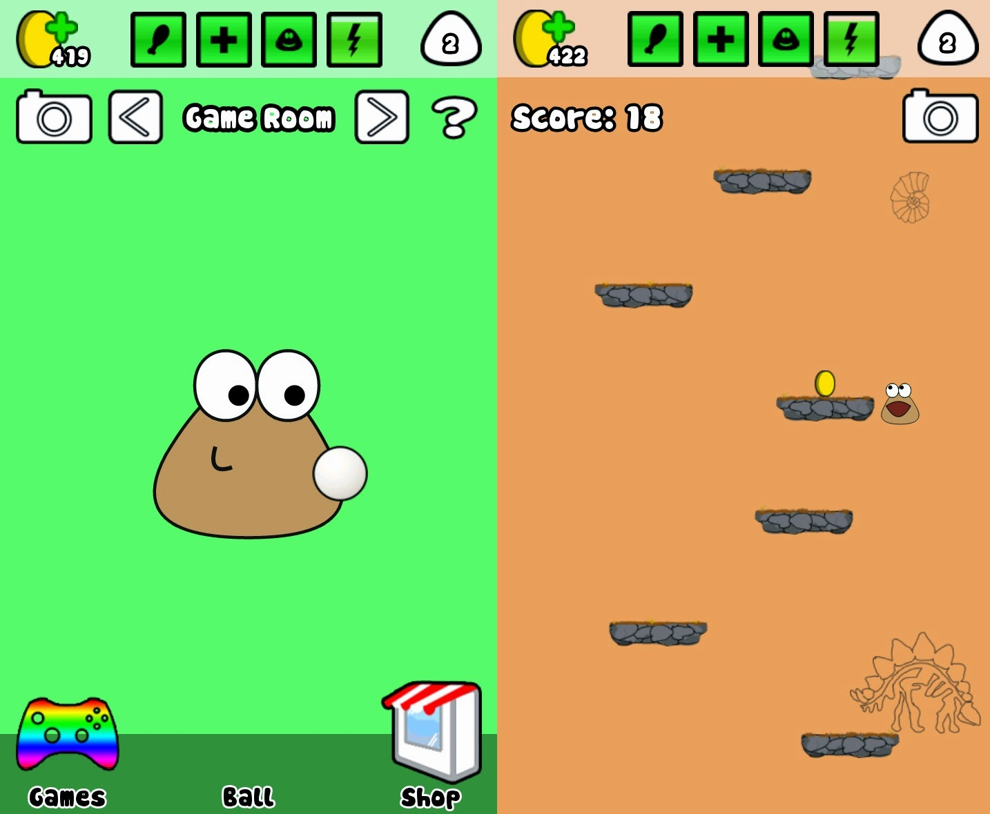 Download Pou v1.4.57 Apk Terbaru | download game android ...