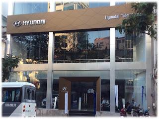 Showroom Hyundai Tiên Phong Quận 1