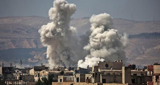 Selama November, Hampir 1.000 Warga Sipil Terbunuh di Suriah