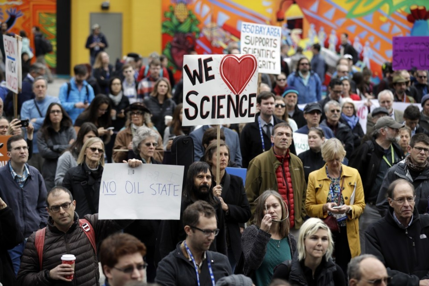 Scientists Are Planning To March In Protest Of Climate Change Denial