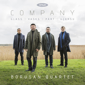 Company - Borusan Quartet - Onyx