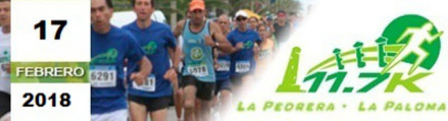 11,7k Travesía La Pedrera a La Paloma (Rocha, 17/feb/2018)