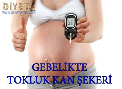hamilelikte diyabet şeker