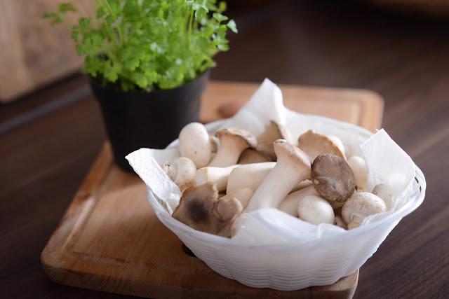 Pilzsuppe Rezept Kräutersaitlingen
