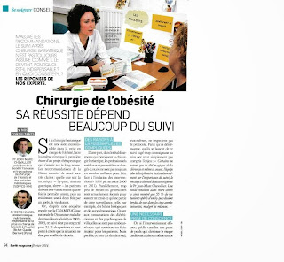 Santé magazine bypass sleeve