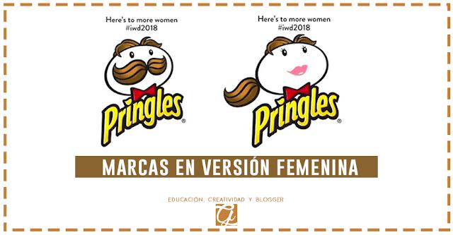 logos en versión femenina por creative equals