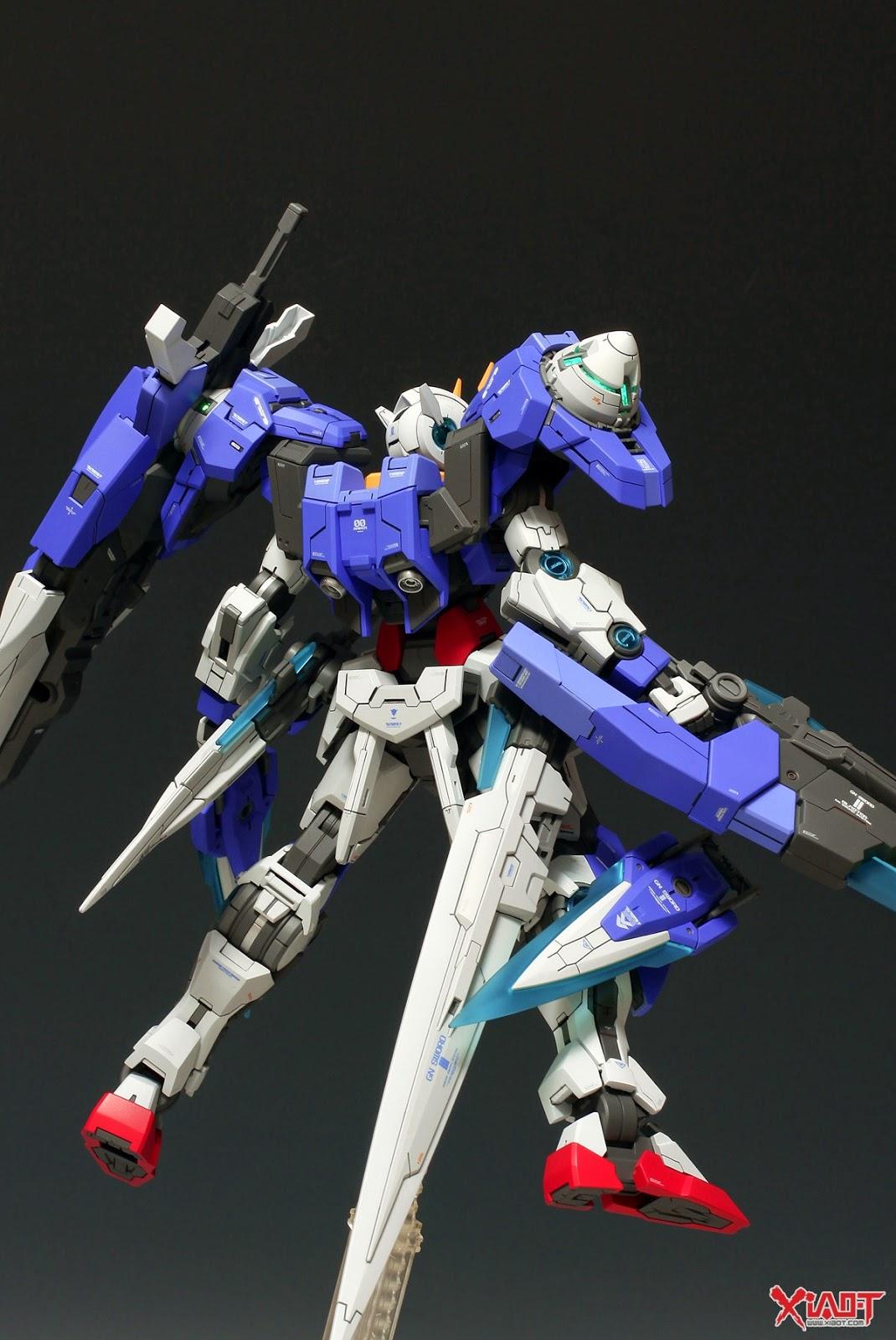 Gundam Guy Mg 1 100 Gn 0000gnhw 7sg 00 Gundam Seven Sword