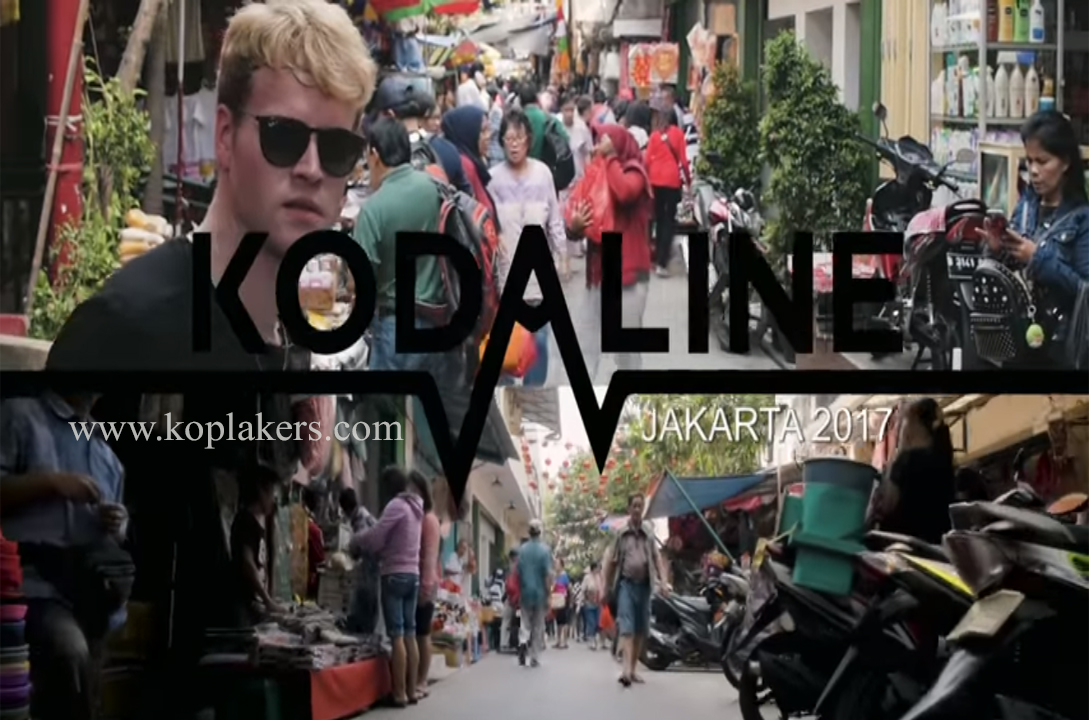 Kodaline Ready to change lirik from jakarta