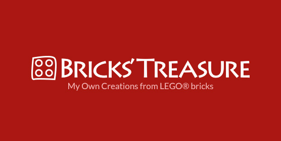 Bricks' Treasure - My Own Creations from LEGO® bricks