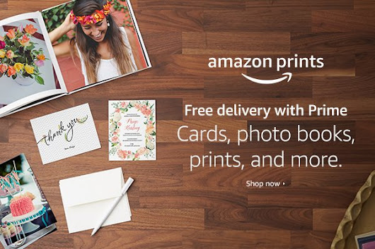 Amazon Prints is REALLY worth the try! $1000 of Amazon Gift Cards to be Won!
