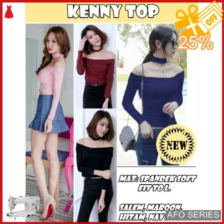 AFO368 Model Fashion Kenny Top Modis Murah BMGShop