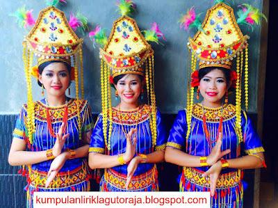 Jenis Tari-Tarian Adat Toraja