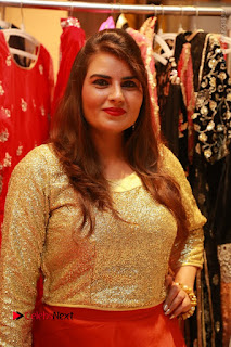 Bollywood Actress Sana Khan Launches Aakrithi Exibition  0005.JPG