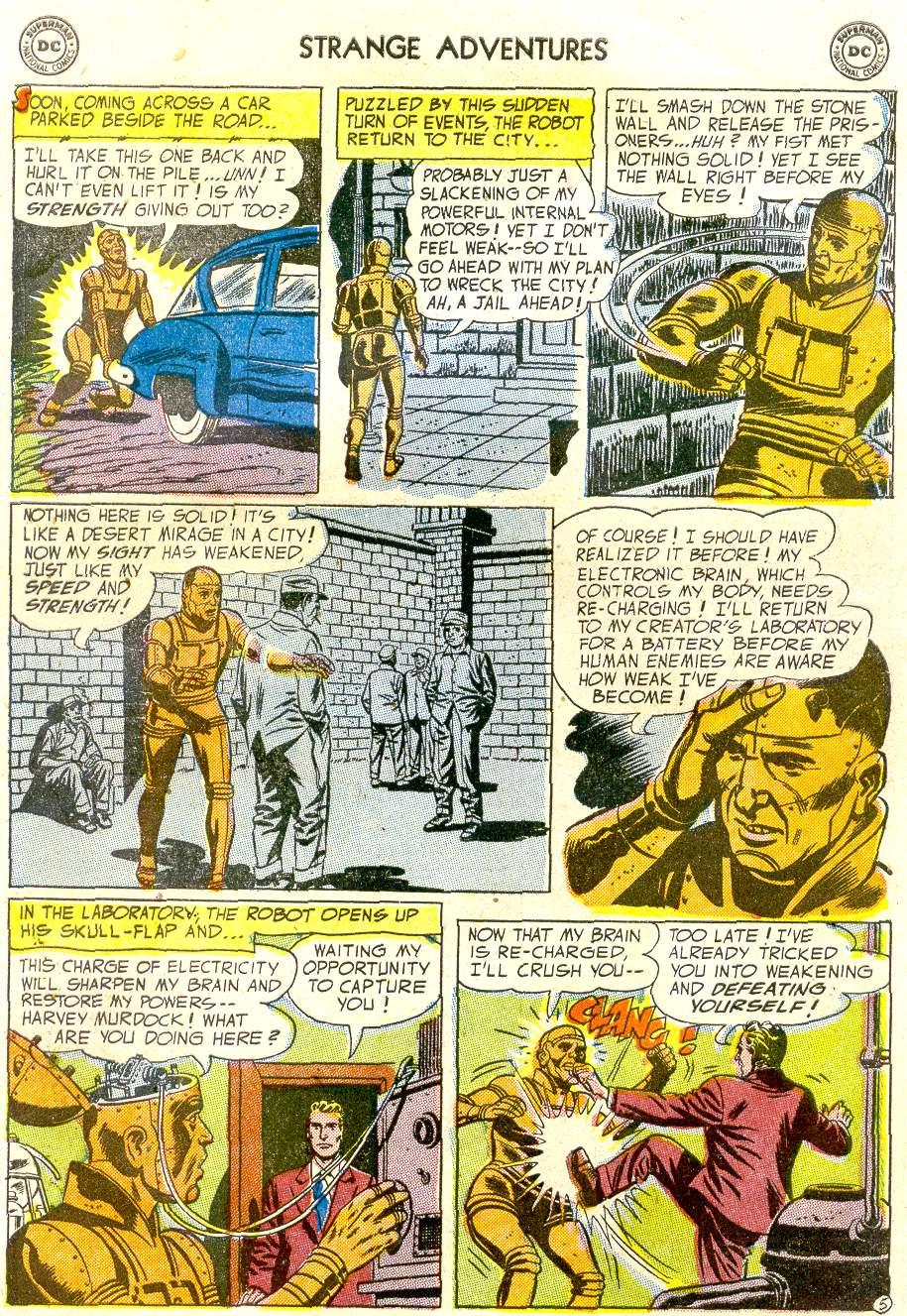 Strange Adventures (1950) issue 54 - Page 31