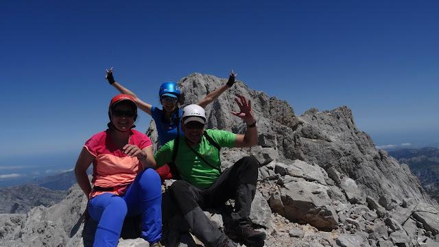 Cima del Pico Boada