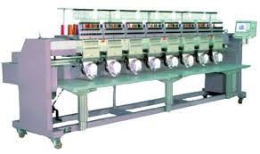 Embroidery machine manufacturers list in India