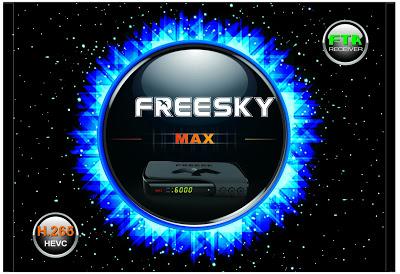 Resultado de imagem para FREESKY MAX STAR