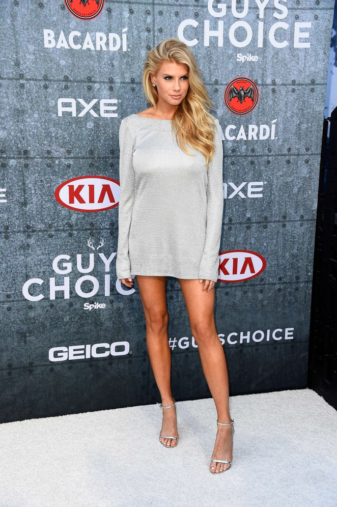 Charlotte McKinney – Spike TV's Guys Choice 2015 in Culver City