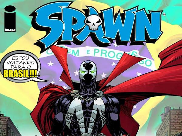 Quadrinhos: Spawn volta a ser publicado no Brasil