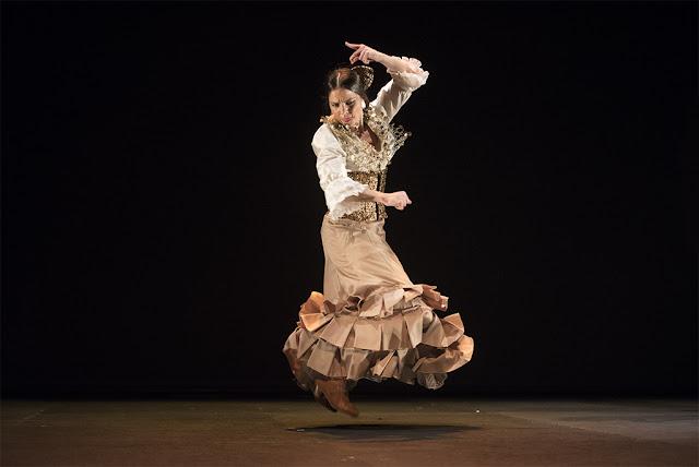 Vanesa Coloma - Jornadas Flamencas de Fuenlabrada - Teatro Tomás y Valiente (Fuenlabrada) - 4/3/2018