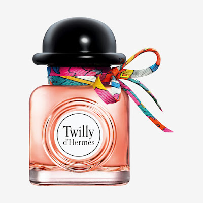 twilly, hermes, Twilly D'Hermès, perfume, review, polvolide, tuberose, sandalwood, ginger,