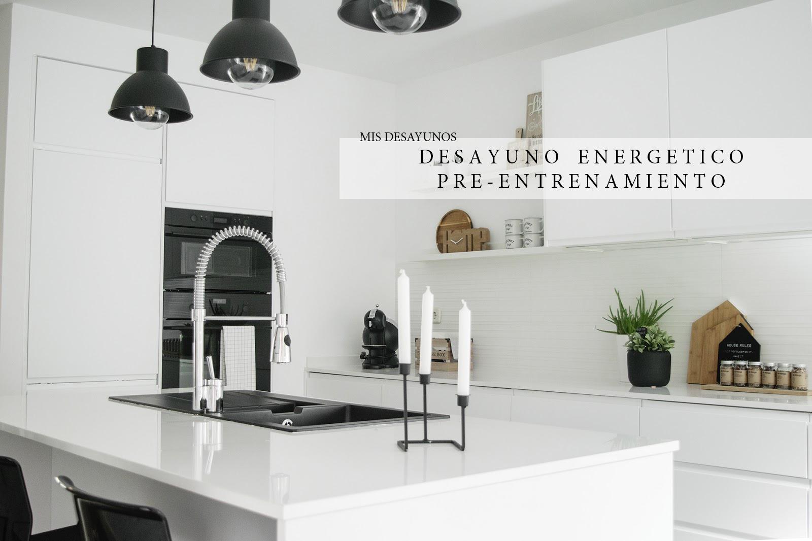 Cocina Ikea estilo nórdico