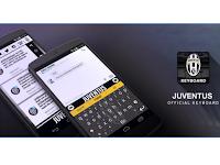 Keyboard Juventus Untuk Mempercantik Tampilan Keyboard Android