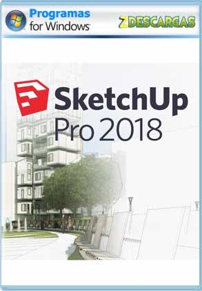 Descargar SketchUp Pro 2018 para windows español mega y google drive /