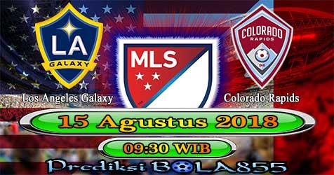 Prediksi Bola855 Los Angeles Galaxy vs Colorado Rapids 15 Agustus 2018