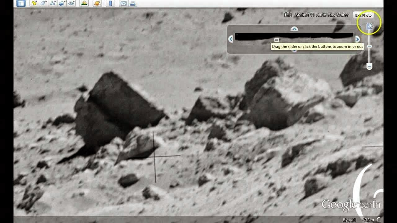 astronauts find structures on moon - photo #9