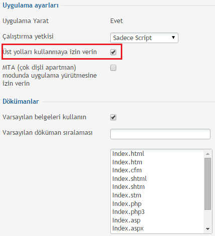 Plesk Panel Disallowed Path Characters Hatası
