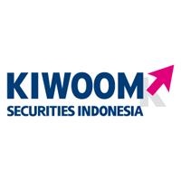 Logo PT Kiwoom Sekuritas
