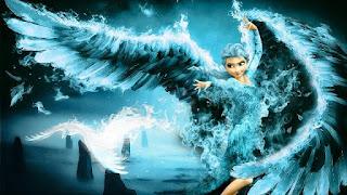 Wallpaper keren Elsa Frozen