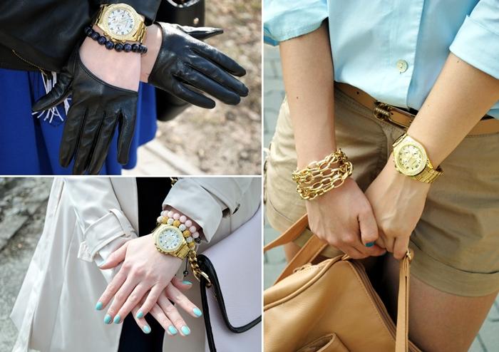 biżuteria w stylizacji