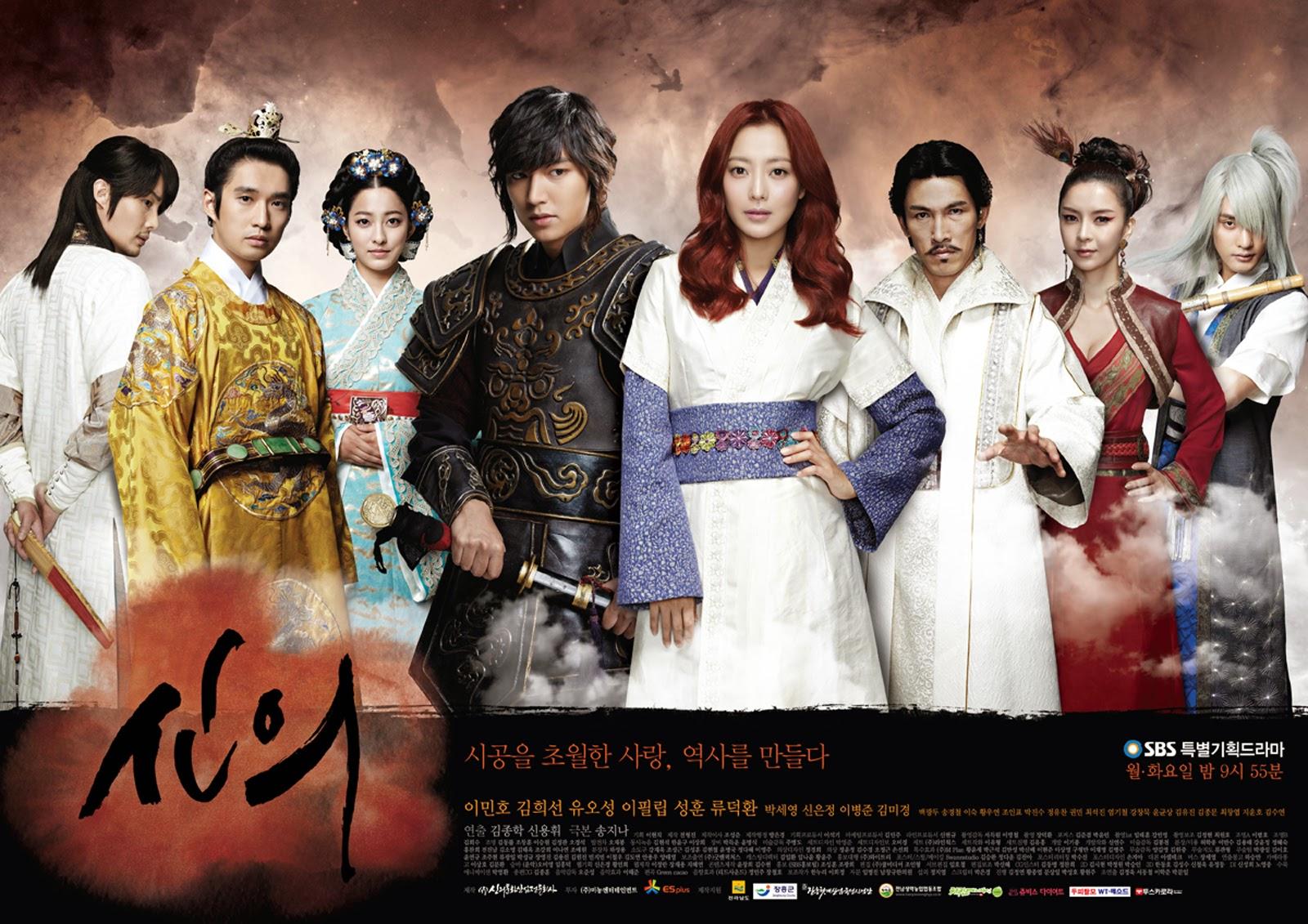 Kết quả hình ảnh cho 3. Faith lee min ho  Top 5 bộ phim làm nên tên tuổi Lee Min Ho ! faith