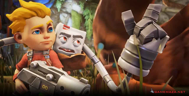 Rad Rodgers World One Gameplay Screenshot 5