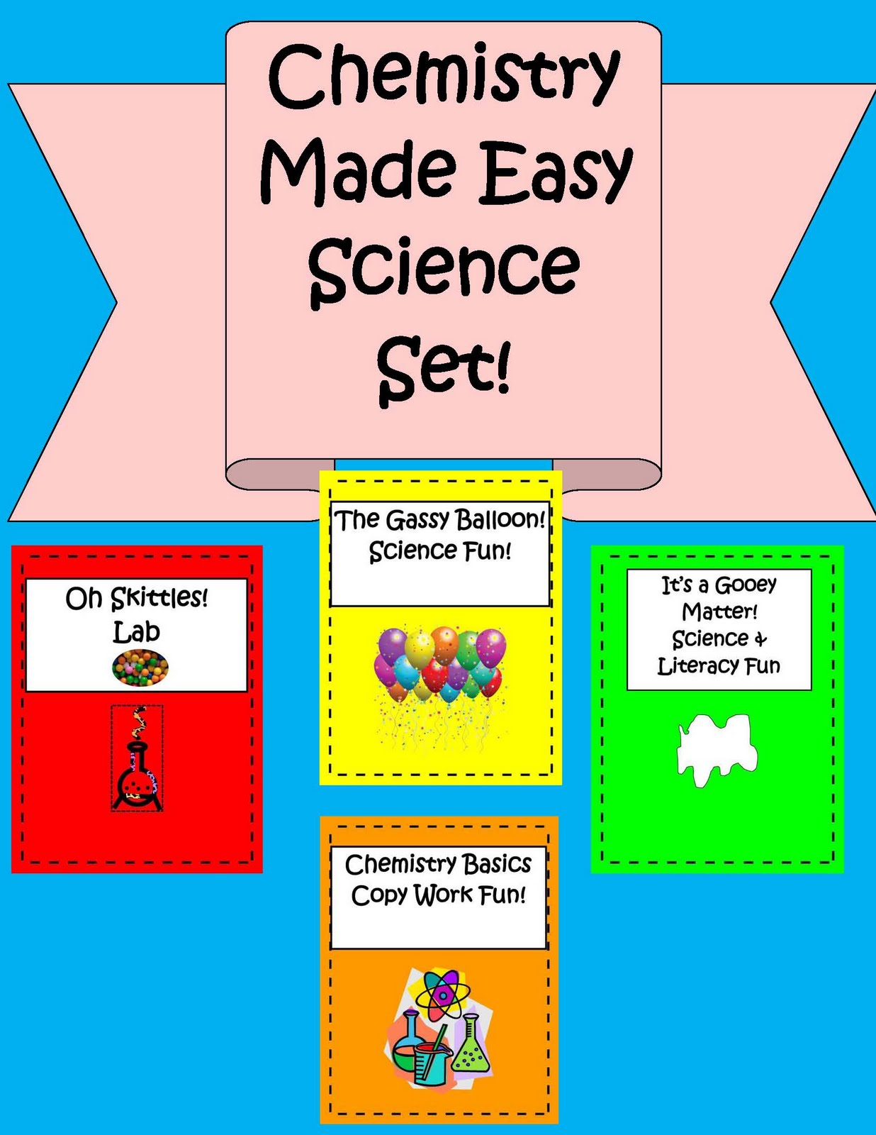 Engaging Lessons And Activities Chemistry Made Easy