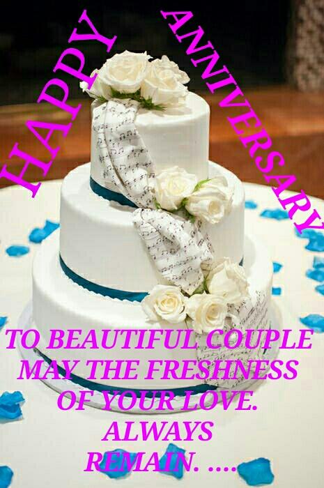 MARIAGE ANNIVERSARY