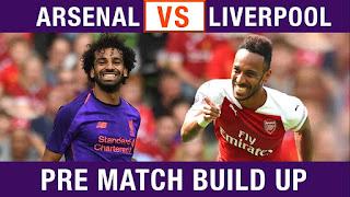 اون لاين مشاهدة مباراة ليفربول وارسنال بث مباشر اليوم 3-11-2018 صلاح الدوري الإنجليزي الممتاز 2018 اليوم بدون تقطيع