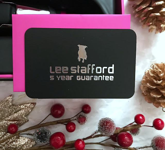 Lee Stafford The Academy Straighteners