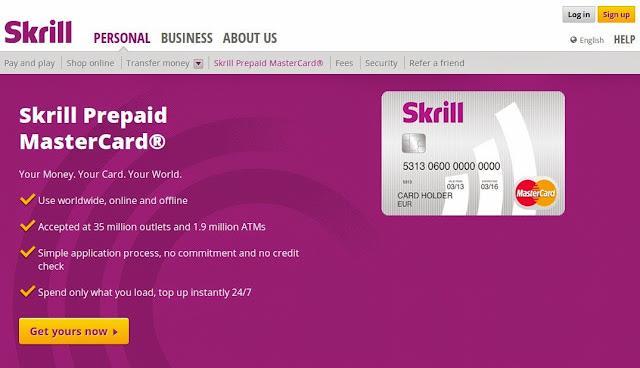 Carte Bancaire Skrill.Payoneer Mastercard Envoyer Et Recevoir De L Argent Par